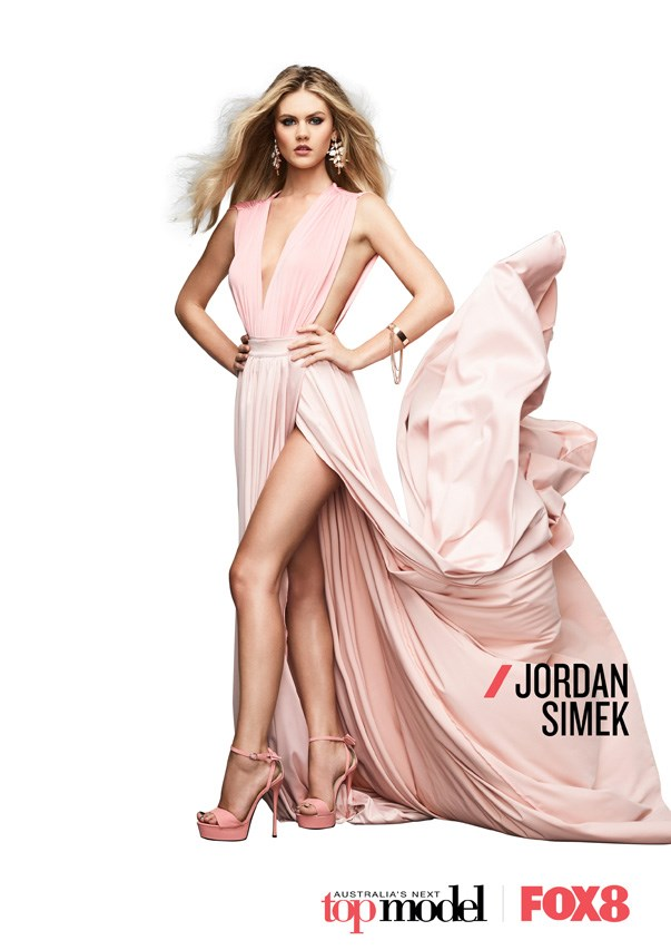 <p><strong>Jordan</strong> <p>State: NSW <p>Age: 20 <p>Height: 178cm <p>Fun fact: Her celebrity crush is Bradley Cooper.