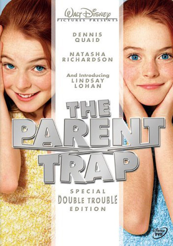 <p><strong><em>The Parent Trap</em> (1998)</strong><p><br> Ah, the days when we thought Lindsay Lohan was an identical twin…