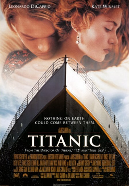 Titanic '90s cult movies