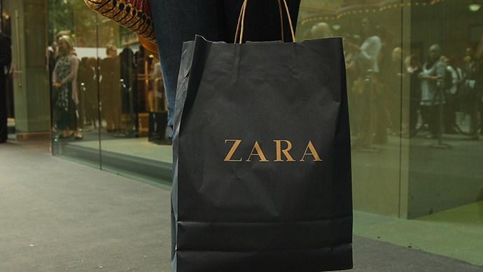 Zara Sydney Stores