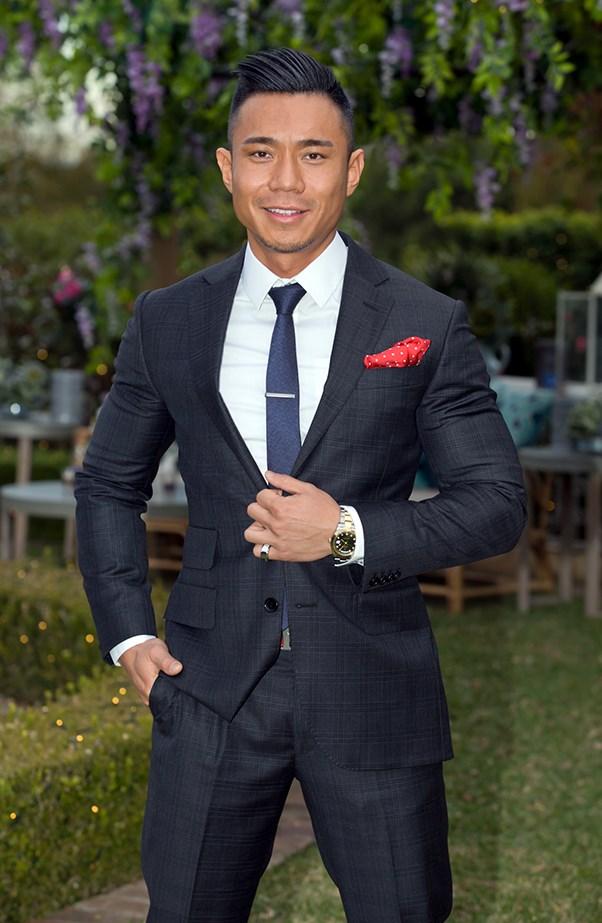 The Bachelorette Australia 2016 Carlos