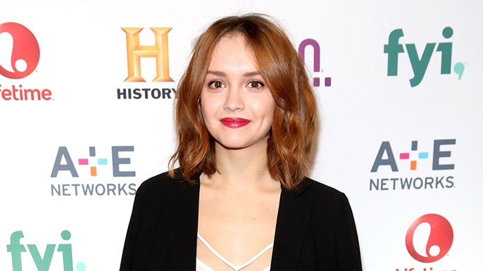 British Actress Olivia Cooke