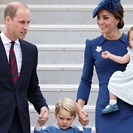 The Royal Family Arrives In Canada image