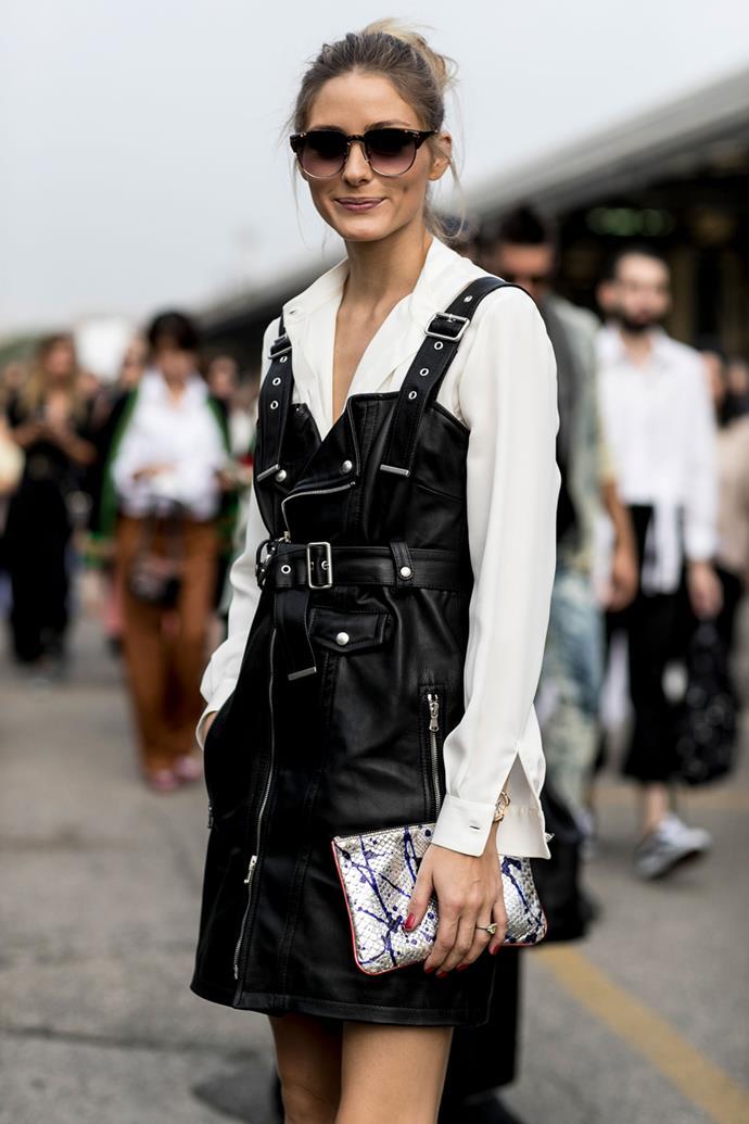 Street Style From Milan Fashion Week Ss17 Elle