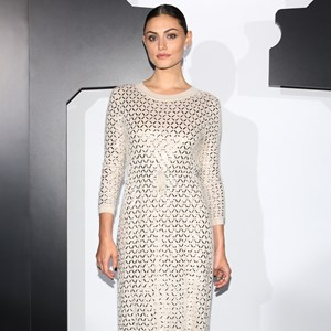 phoebe tonkin chanel no.5 l'eau dinner lily-rose depp