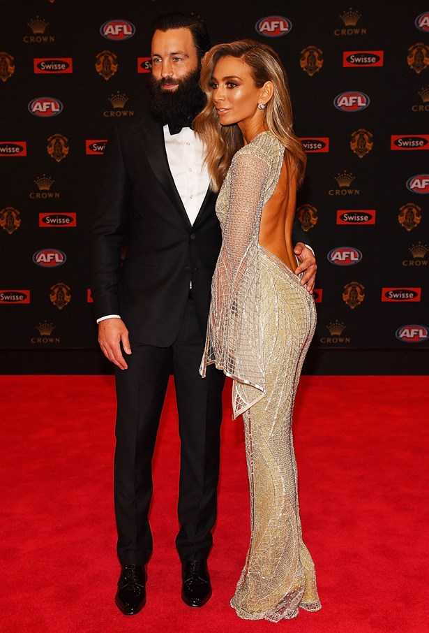 Brownlow medal 2016.