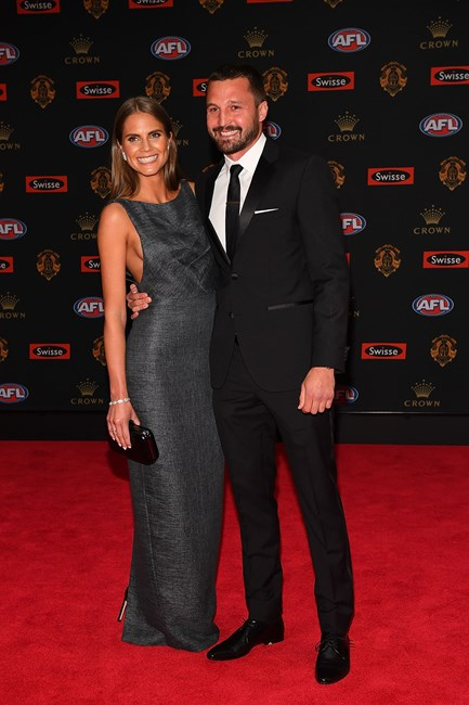 Jarryn Geary and Emma Giles