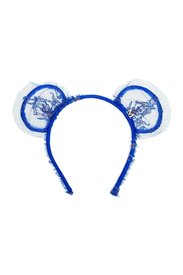 """<a href=""""https://www.farfetch.com/au/shopping/women/maison-michel--heidi-headband-item-10768081.aspx?storeid=9359&from=listing&ffref=lp_pic_67_2_"""">Headband, $448, Maison Michele at farfetch.com.</a>"""