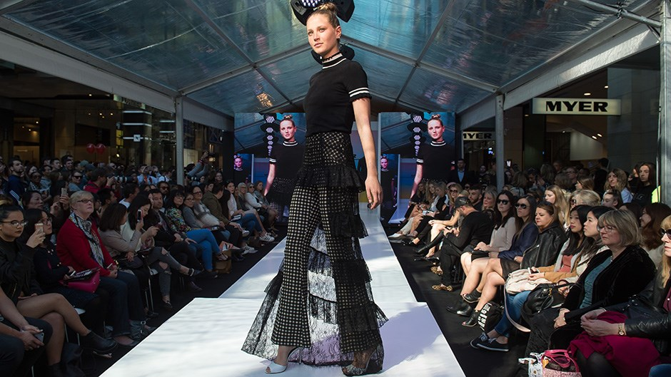 We take a look at Myer's Runway Weekend, held last month in Sydney.