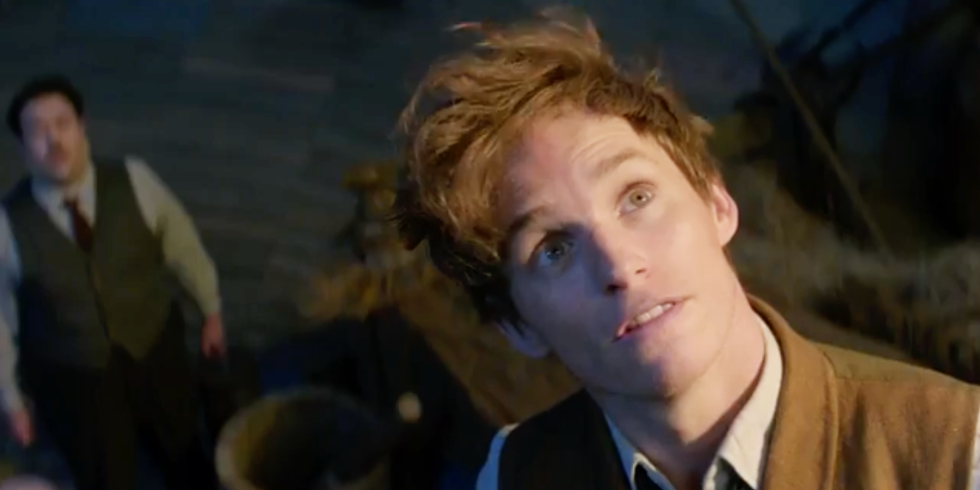 Fantastic Beasts And Where To Find Them Second Trailer