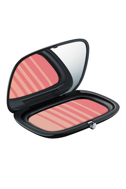 "Air-whipped for a super-smooth texture, this dual-toned blush delivers the perfect pop of pink to cheeks. >br><br>Air Blush in Kink & Kisses, $68, <a href=""http://www.sephora.com.au/products/marc-jacobs-beauty-air-blush/v/night-fever-and-hot-stuff"">Marc Jacobs</a>"