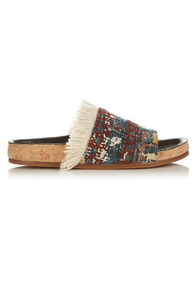 "<a href=""http://www.matchesfashion.com/au/products/1052488"">Sandals, $607, Chloé at matchesfashion.com</a>"