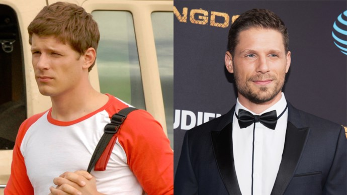 <P> <strong>Who:</strong> Awkward but still cute football player Luke Cafferty, played by Matt Lauria.<P> <P> <strong>Where are they now?</strong> Leaving shy Luke behind, Matt is currently busy playing the most muscled and ripped person alive on 'Kingdom'.