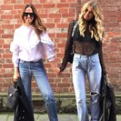 5 Of The Most Flattering Wardrobe Basics, According To Tash Sefton And Elle Ferguson Of 'Theyallhateus' And 'Style Squad' image
