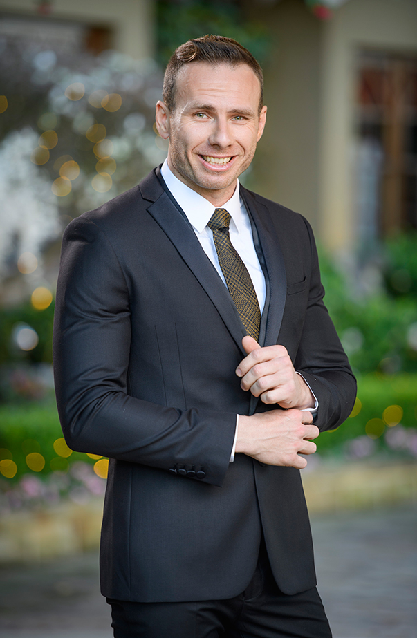 The Bachelorette Australia 2016 Contestant Tommy