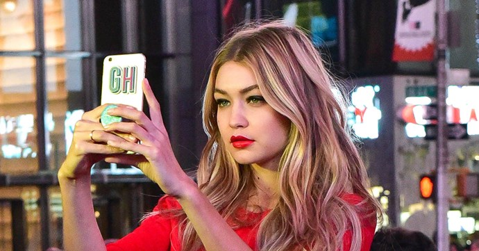 <p>Click through to see Gigi's best looks.