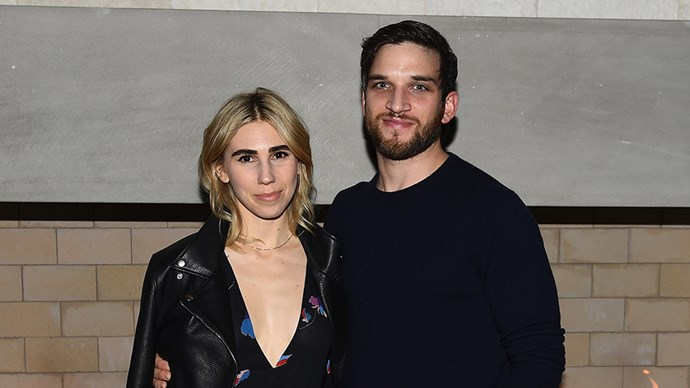 Zosia Mamet And Evan Jonigkeit Wedding