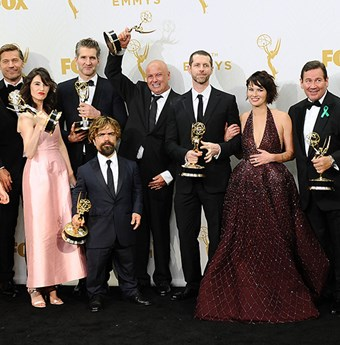 Game of Thrones cast.