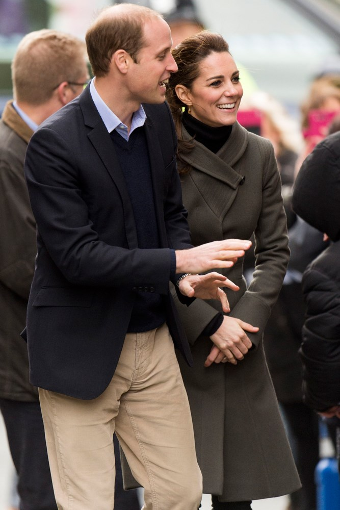 "<strong>Prince William and Kate Middleton </strong><br> Kate and Wills famously got to know each other at St Andrews University in Scotland, however it's been rumoured Kate first met the prince through friends of his and Harry's, before university. Nonetheless, ""I went bright red and scuttled off, feeling very shy,"" Kate has said of their first meeting."