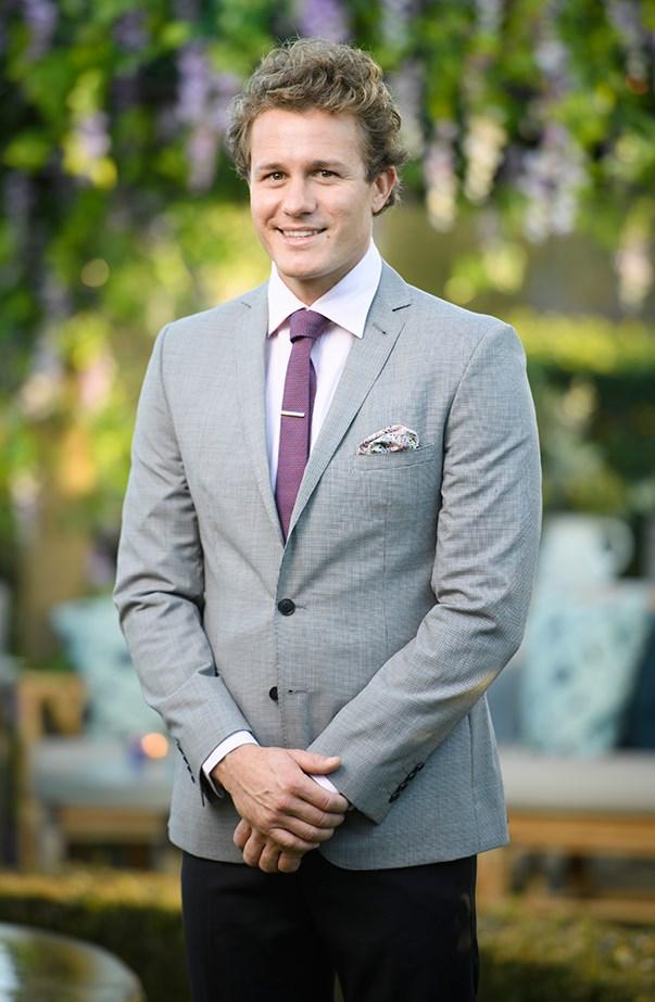 The Bachelorette Australia 2016 Ryan Palk