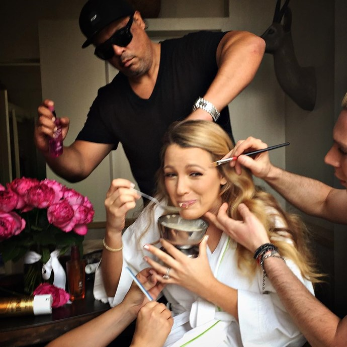 "<p><strong>Rod Ortega</strong> <p>Considering Blake Lively has possibly the most enviable hair in Hollywood, you'll want to follow Rod, the man responsible for some of her finest looks. He also styled Pitch Perfect star Anna Camp's hair at her wedding. <p><a href=""https://www.instagram.com/rodortega4hair/"">Instagram.com/rodortega4hair</a>"