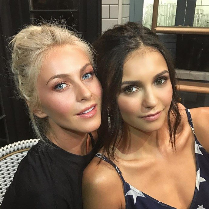 "<p><strong>Riawna Capri</strong> <p>Riawna works with babes like Julianne Hough, Nina Dobrev and Vanessa Hudgens. <p><a href=""https://www.instagram.com/riawnacapri/"">Instagram.com/riawnacapri</a>"