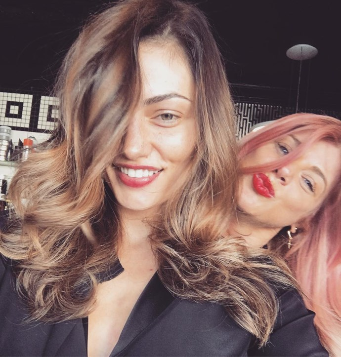 "<p><strong>Renya Xydis</strong> <p>Renya has such a good reputation that Aussie expats often come home just to get their hair done by her, including Phoebe Tonkin, Isabelle Cornish and Cate Blanchett. She's always on call for magazine editorials and commercial shoots, too. <p><a href=""https://www.instagram.com/valonzhaircutters/"" target=""_blank"">Instagram.com/valonzhaircutters</a>"