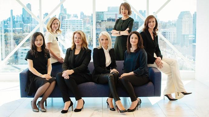 L'Oreal Australia Majority Female Executive Team