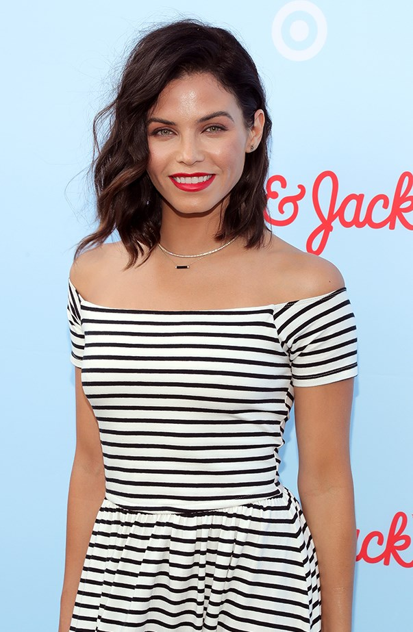 """<p><strong>Jenna Dewan-Tatum</strong> <p>Channing Tatum married Jenna Dewan in July 2009, and in an interview with <em><a href=""""http://www.eonline.com/au/news/141840/channing-jenna-step-up-to-name-change"""" target=""""_blank"""">E! News</a></em> the following month she said, """"At the moment, I'm hyphenating it. For the next film I do, it will probably be Jenna Dewan-Tatum."""""""