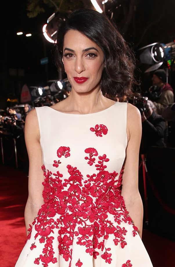 <p><strong>Amal Clooney</strong> <p>When Amal Clooney got back to work shortly after marrying George Clooney in a lavish wedding in Venice, people were shocked to see she had taken his name and was no longer going by Amal Alamuddin.