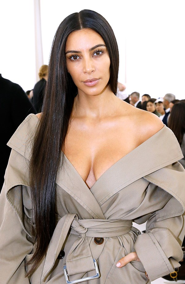 """<p><strong>Kim Kardashian West</strong> <p>Kim Kardashian and Kanye West got married in Florence in May 2014, and in August Kim revealed to her millions of fans that she had changed her name to Kim Kardashian West. She posted a <a href=""""https://www.instagram.com/p/rVFsbuOS25/"""" target=""""_blank"""">new passport photo</a> on Instagram with the hashtags #Mrs.West and #NameChange. While her social media handles are still @kimkardashian, her official name is Kim Kardashian West across all of them."""