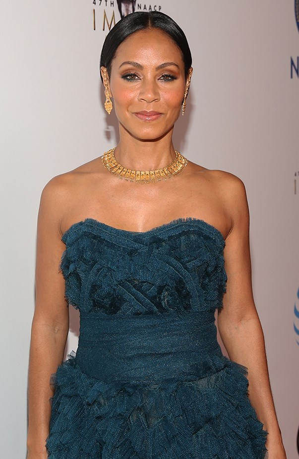 """<p><strong>Jada Pinkett Smith</strong> <p>Jada Pinkett Smith added her husband Will Smith's surname to the end of their name after they got married, but she later admitted that she was conflicted about the decision, writing on Facebook, """"I have always believed that an empowered woman is one that can stand on her own two feet and has the strength to trust her personal code of womanhood and not necessarily the code that a collective creates as the standard to which an independent woman must adhere to, to actually be identified as… independent."""""""