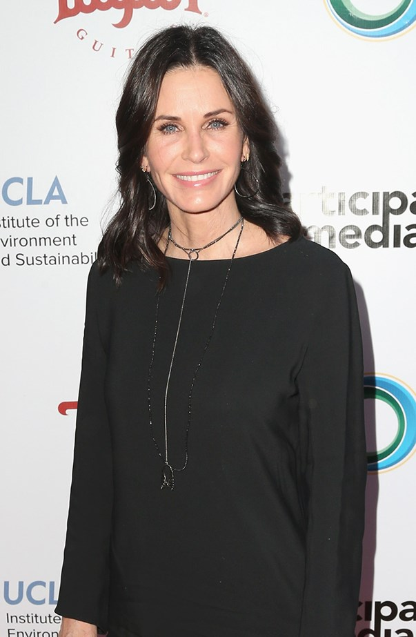 <p><strong>Courteney Cox</strong> <p>Courteney Cox and David Arquette were married for 14 years, and in that time she was known as Courteney Cox Arquette. She dropped his name from hers after they separated.