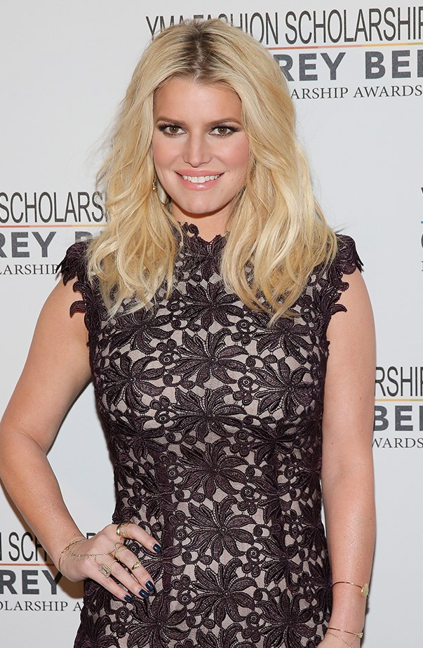 """<p><strong>Jessica Simpson</strong> <p>Jessica Simpson is officially Jessica Johnson on official records like her driver's license—she married Eric Johnson in July 2014—but she said she will sometimes use her more famous certain to make dinner reservations. """"It depends on what restaurant it is,"""" she <a href=""""http://www.usmagazine.com/celebrity-news/news/jessica-simpson-life-is-better-being-married-to-eric-johnson-2014189"""" target=""""_blank"""">told Ryan Seacrest</a>. """"If it's a hard restaurant to get into, I will definitely say Simpson—it helps a little bit."""""""
