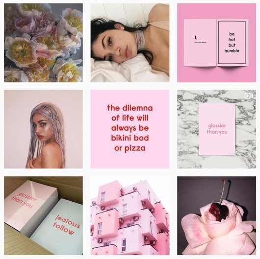 "<p><strong> <a href=""https://www.instagram.com/topgirl.studio/""> @topgirl.studio </a></p></strong> <p> The self-described Regina George of Instagram, Anna Potter's brand of pink hues and attitude is something that you need in your feed. The account, run under the name of her graphic design business Top Girl Studio, is often satirical and regularly pokes fun at other predictable memes. If you enjoy her work, there's also a <a href=""http://www.topgirlstudio.com/shop/""><strong>online store</strong></a> where you can buy books and limited edition prints of her works. </p>"