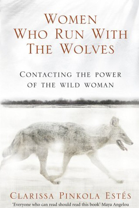 "<a href=""http://www.angusrobertson.com.au/books/women-who-run-with-wolves-clarissa-pinkola-estes/p/9780345409874"">'Women Who Run With The Wolves' by Clarissa Pinkola Estés, $10.89 (Ballantine Books)</a> <br> Estes paints the picture of the 'Wild Woman', someone she describes as a ""natural creature, a powerful force, filled with good instincts, passionate creativity and ageless knowledge."""