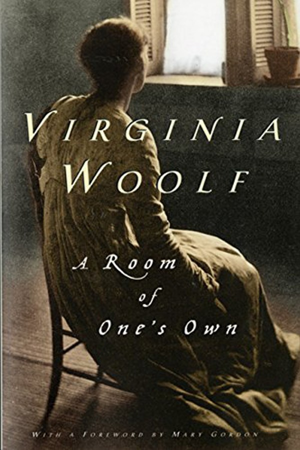 "<a href=""http://www.angusrobertson.com.au/books/a-room-of-ones-own-virginia-woolf/p/9780734306555?gclid=Cj0KEQjwvve_BRDmg9Kt9ufO15EBEiQAKoc6qvQej0ZMRwFS22ARQp7FsE3SNs647KgPwtNw1qX8L4waAoi18P8HAQ"">'A Room Of One's Own' by Virgina Woolf, $10.73 (Penguin Classic)</a> <br> One of Woolf's most notable essays explores the representation of women in fiction and although it was first published in 1929, parallels can easily be drawn to modern-day narratives."