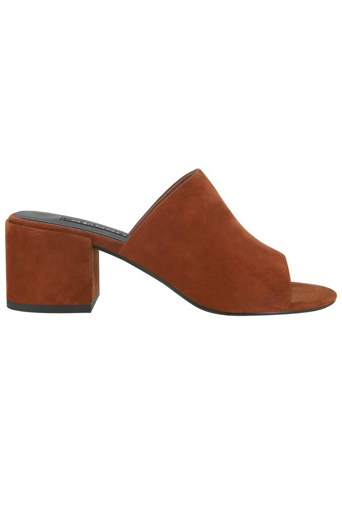 """<a href=""""http://senso.com.au/collections/women/products/ray-amber"""">Mules, $220, Senso</a>"""
