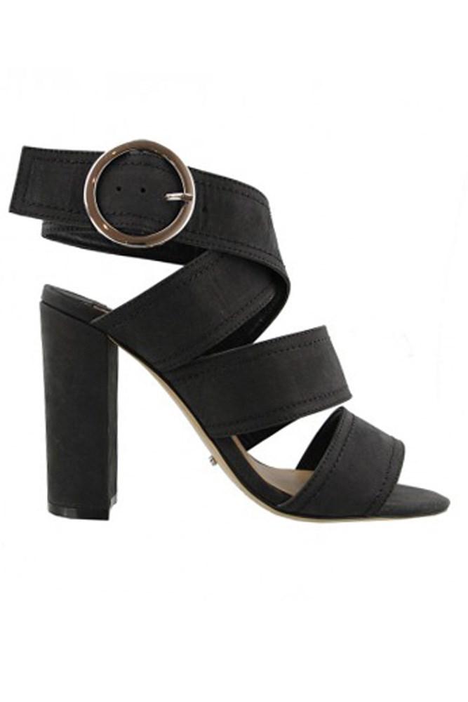 "<a href=""http://www.tonybianco.com.au/klaxon-black-phoenix.html#"">Heels, $199.95, Tony Bianco</a>"