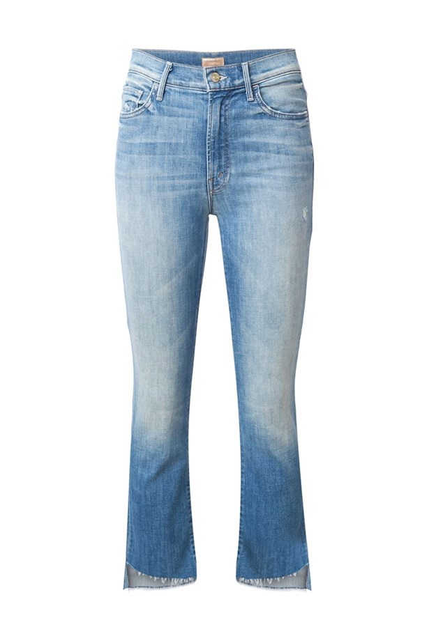 "Jeans, $328, <a href=""https://www.farfetch.com/au/shopping/women/mother-cropped-jeans-item-11472869.aspx?storeid=9273&from=listing&tglmdl=1&ffref=lp_pic_545_17_"">Mother at farfetch.com</a>."