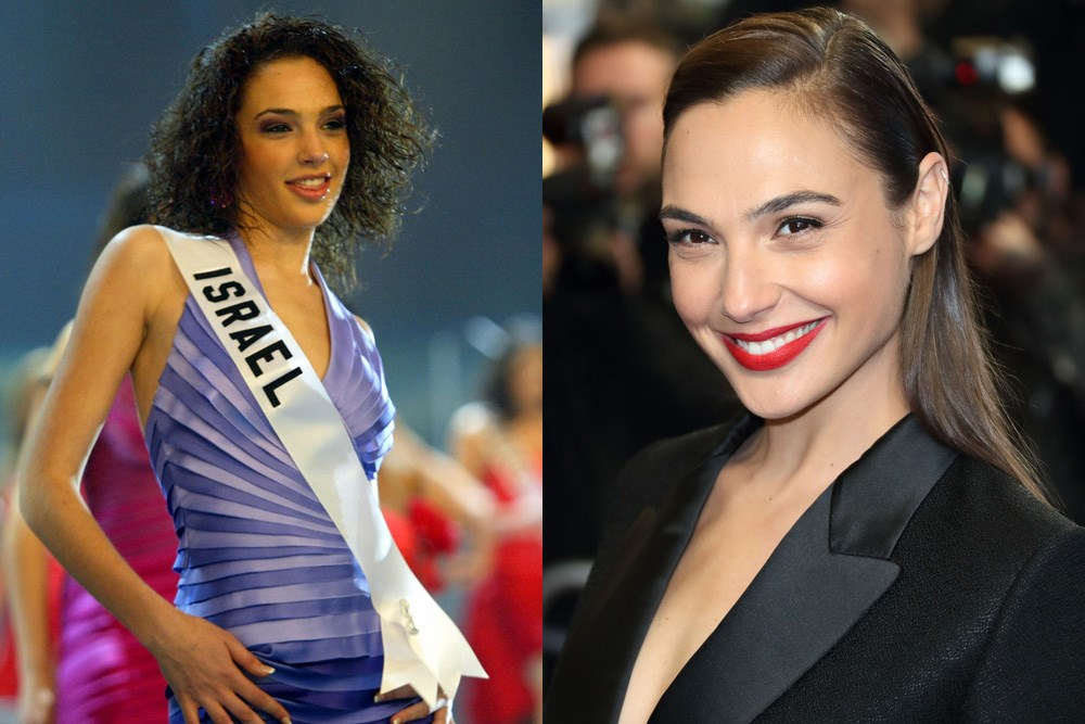 <strong>Gal Gidot</strong><br> Gidot won the 2004 Miss Israel competition, going on to compete in the Miss Universe contest. She's estimated to be the second-highest-earning Israeli model behind Bar Refaeli.