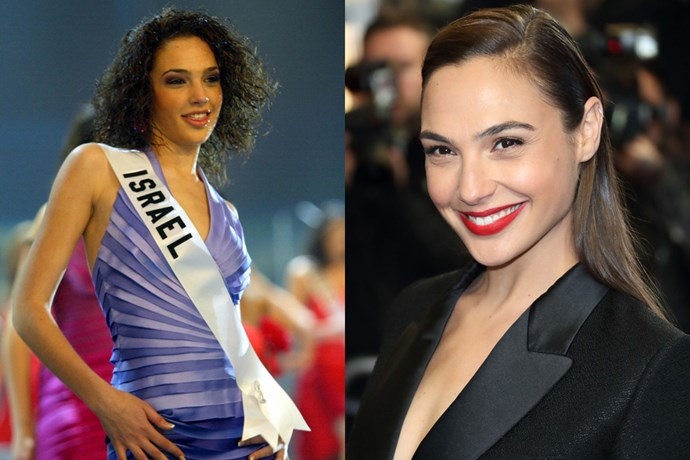 <strong>Gal Gadot</strong><br> Gadot won the 2004 Miss Israel competition, going on to compete in the Miss Universe contest. She's estimated to be the second-highest-earning Israeli model behind Bar Refaeli.