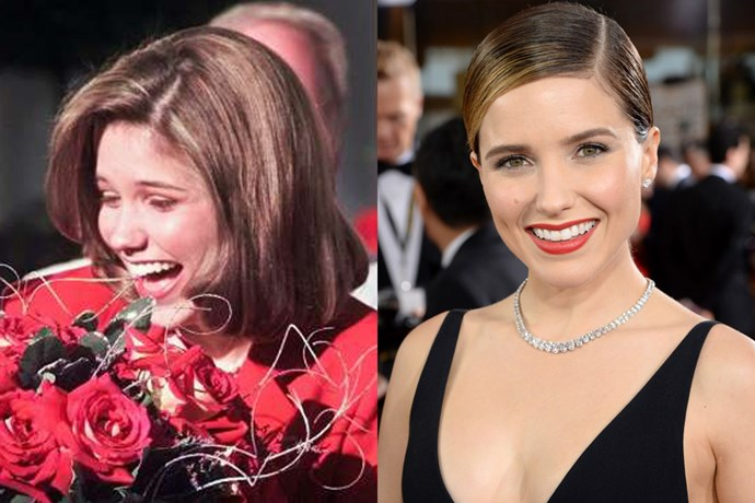 <strong>Sophia Bush</strong><br> Before starring on <em>One Tree Hill</em>, Bush was named Queen of the Tournament of Roses (or 'Rose Queen') in Pasadena's Royal Court Rose Parade in 2000.
