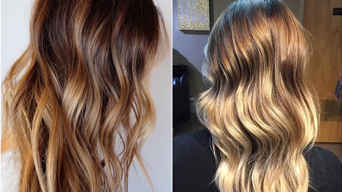 "<p> BRONDE<p> <P> Made popular by Blake Lively, this shade is for those still on the fence between blonde and brunette. Why not be both?<p> <p> Images via <a href=""https://www.instagram.com/mrslyns_stallings/"">@mrslyns_stallings</a> and <a href=""https://www.instagram.com/ag_aka_annie/"">@ag_aka_annie</a>."