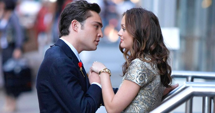chuck and blair gossip girl