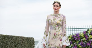 best dressed caulfield cup day 2016 melbourne spring racing