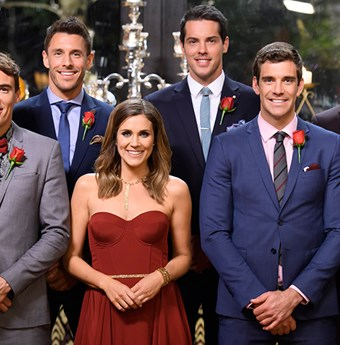 Georgia Love The Bachelorette Australia 2016 Top 5 Guys