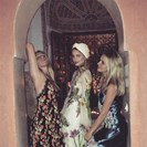 Dianna Agron's Chic Moroccan Wedding Was The Stuff Of Dreams image