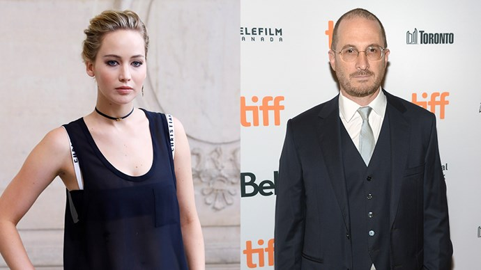 Jennifer Lawrence Reportedly Dating Darren Aronofsky