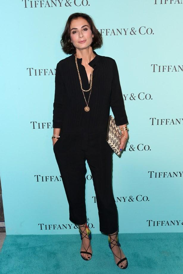 Tiffany Design Director Francesca Amfitheatrof.